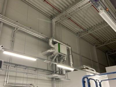 systemy wentylacji i klimatyzacji